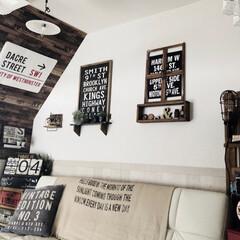 ブルックリン/男前/壁紙シート/雑貨/インテリア/キッチン やっと 壁紙シート入荷✨✨  とりあえず…(3枚目)