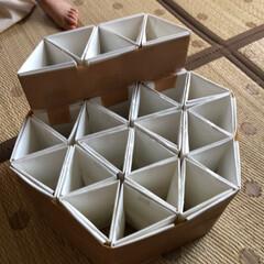 ピノ チョコアソート 6箱(アイスクリーム、ソフトクリーム)を使ったクチコミ「三女が少し体調が悪いので、本日幼稚園をお…」(3枚目)