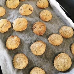 手作りクッキー/お家で過ごそう/コロナに負けるな/がんばれ日本 今日の暇つぶし  3時のおやつにクッキー…