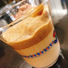ダルゴナコーヒー/コロナに負けるな/お家で過ごそう/がんばれ日本 ダルゴナコーヒー🥛  ジャニーズJr.の…