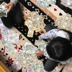 百万円札?!/これが本物ならなぁ…/おもちゃのお金/玩具 いぇーい!!  💴💴💴💴💴💴  大金持ち…