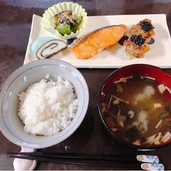 コンビニスイーツ/夕飯/手紙/和食/nagomiさんのお皿/おやつタイム/... おはようございます😃  涼しい朝ですね。…