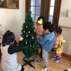 プレゼント/手紙/内緒の話/雪だるま/トナカイ/クリスマスツリー/... やっと我が家もクリスマス🎄 オーナメント…(2枚目)