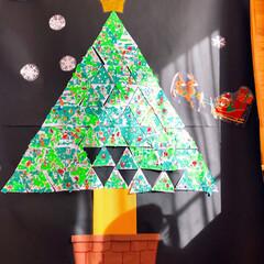 フラダンス/クリスマス/クリスマスツリー 本日は1日かけてクリスマス一色🎄 先ずは…