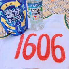 カバヤ 塩分チャージタブレッツ 90g×6袋(カクテル)を使ったクチコミ「明日は、長女の陸上競技大会🏃♀️  種…」