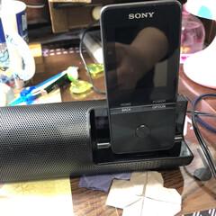 ソニー NW-S313K-B ウォークマン Sシリーズ 4GB スピーカー付属 ブラック(デジタルオーディオプレーヤー)を使ったクチコミ「今日から小学校、支援学校へ行っている長女…」(6枚目)