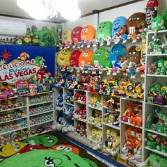 ディスペンサー/おもちゃ/アメリカン/コレクション/棚/2×4工法 m&m's room💃🎡💃 初、ド素人2…