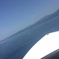 おすすめアイテム/LIMIAファンクラブ/おでかけ/旅行/風景/地元のオススメ ボートで洞爺湖巡りも楽しめます。 30度…(1枚目)