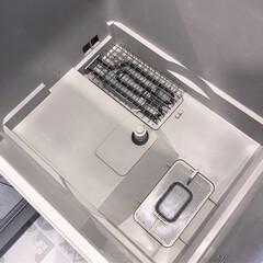 食洗機/フォロー大歓迎/DIY/キッチン 食洗機は一時期使っていたけど、自分で洗う…