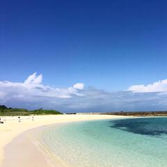 みんなにおすすめ/旅行/風景 春先に初めて行った宮古島  海のキレイさ…
