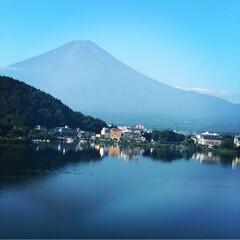 パワースポット/景色/旅行/夏の思い出/富士山/夏の富士山/... ❁︎夏の富士山❁︎ 7月に静岡県へ…♬ …