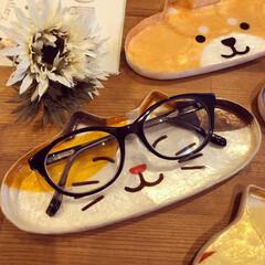 トレイ収納/小物トレイ/メガネ収納/メガネケース/収納/雑貨/... ❁︎〜めがねトレイ〜❁︎・ めがねトレイ…