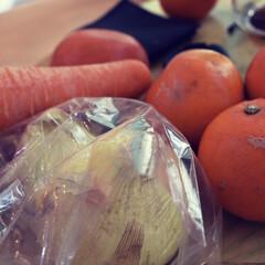 野菜/お土産/お買い物/遠足/おでかけ 息子が遠足から帰ってきました^ ^  お…