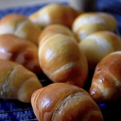 手作りパン/おうちパン/リミアな暮らし/パン作り/バターロールパン/ロールパン/... こんにちは^ ^  爽やかな一日です^ …
