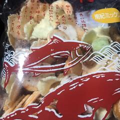 海老せん/お土産/和歌山/オヤツ 最近よくいただくお菓子  和歌山人から和…