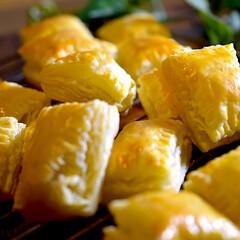 明日のおやつ/発酵バター/チョコパイ/フォロー大歓迎 こんばんは^ ^  明日のおやつが出来上…