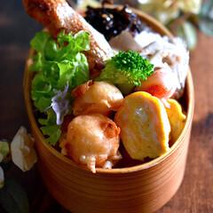 リミアな暮らし/紅鮭/お弁当 こんにちは^ ^  今日は雨のスタート☂…