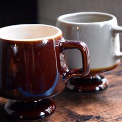 食器/飴色/コーヒーカップ/暮らし/フォロー大歓迎 先日snsから流れてきたインテリアショッ…