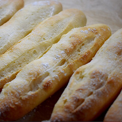 暮らし/おやつ/おうちぱん/手作りパン/ソフトフランス 本日のパン^ ^  息子が早くに帰ったの…