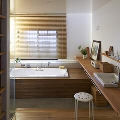 浴室/浴室・風呂/洗面室/パウダールーム/シャワールーム おふろ