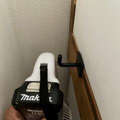 マキタ 18V 充電式 クリーナー XLC02RB1W コードレス 掃除機 ハンディ セット(ハンディークリーナー)を使ったクチコミ「時々、 『うぉーーーーーっ!!!』ってス…」(3枚目)