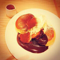 カフェ/女子旅/大宮/幸せのパンケーキ/フォロー大歓迎/おでかけ/... 今日は久しぶりに母と妹と女3人でお出かけ…(2枚目)