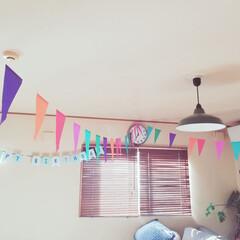 birthday/おめでとう❗ 大切な人のbirthdayをお祝いしまし…