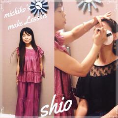 メイク/ファッション/おでかけ ★ ★ michiko's make L…