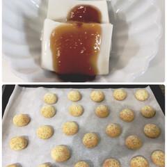 スノーボール/ジーマーミ豆腐/クッキー/ピーナツ/沖縄料理/スイーツ/... 生のピーナツを手に入れたので、ジーマーミ…