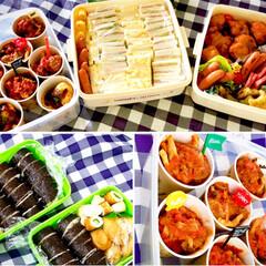 運動会のお弁当/運動会弁当/お弁当/LIMIAごはんクラブ/みんなのお弁当 毎年悩む行事のお弁当。写真は、去年の体育…(2枚目)