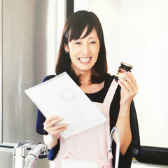 料理教室/レッスン/横浜/磯子 レッスンでの一コマ。生徒さんに楽しくお料…