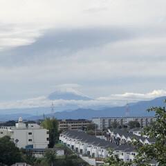 明日は幸せあるね😊/嬉しかった〜😊/久しぶり/夕方の富士山🗻/昼間の富士山🗻 今日昼間の富士山🗻😊て 夕方の富士山🗻😊…(1枚目)