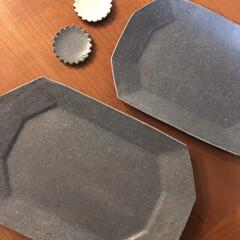 ねこと暮らす/猫との暮らし/皿 昨日信楽の古谷製陶所で買ったお皿で朝ごは…(8枚目)