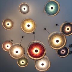 古都里/日吉屋/和傘の老舗/THE SCREEN 1年前に娘が結婚式を挙げたホテルの照明は…