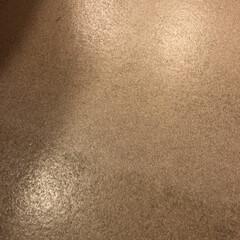 おうち自慢 洗面所の床のクッションフロアが黒ずんでい…(2枚目)