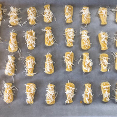 チーズクッキー/手作りクッキー/ニムキッチン 始めてチーズクッキー🧀🍪を作ってみました…(2枚目)