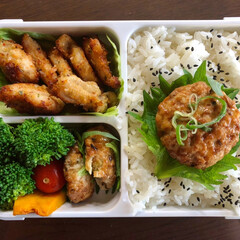「おはよう☀ 今日のBapanyaのお弁当…」(1枚目)