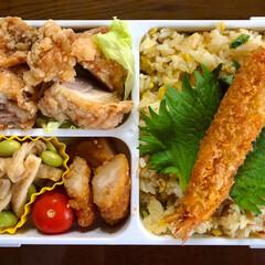 「今日のBapanyaのお弁当はニムのオリ…」(1枚目)