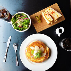 カフェ/パン活/朝活/朝食/朝ごはん/グルメ/... 【朝活】駒沢公園 今回は駒沢公園の近くに…