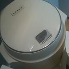 キッチンツール/キッチンアイテム/キッチン道具/台所アイテム/オススメキッチンアイテム 「レコルトコンパクトライスクッカー」です…
