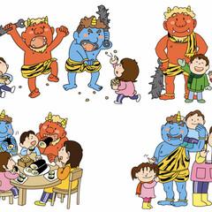 桃太郎/鬼/猿/犬/キジ/きびだんご/... 僕達は成長して学んだ  全ての人間が悪い…