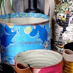アンティーク エイジング 塗料 P-Effector ザラザラベース(ペンキ、塗料)を使ったクチコミ「おはようございます! 業務用ホールトマト…」(7枚目)