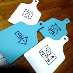 北海道/お正月/福袋/ハンドメイド/DIY/レトロ/... 今夜のお家時間🛠️ 福袋用の作品製作中🛠…