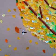 京都/紅葉/デイサービス/ハンドメイド おはようございます🤗 秋をテーマにデイサ…(3枚目)