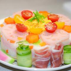 可愛い/ちらし寿司/ひな祭り/フード/グルメ/美味しい/...