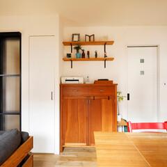 飾り棚/建具/造作建具