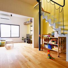 床暖房/フローリング/リビング/採光/壁式RC構造/グレーチング/...