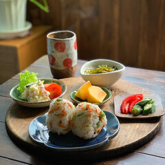 和食/朝食/朝ごはん/ご飯/暮らし/フォロー大歓迎 2019.10.18 金曜日 今日の朝ご…