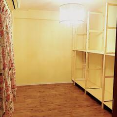 収納/セリア/ハンドメイド/DIY/インテリア/家具/... 少しお部屋らしくなりました。