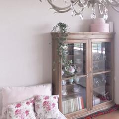 シャンデリア/IKEA/ローラアシュレイ/ロイヤルアルバート/リンドナー/ティーセット 朝の方がやっぱり綺麗に撮れますね! 今度…